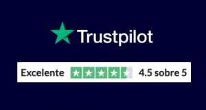 Valoración Trustpilot